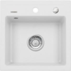 44cm x 44cm 1Becken Spüle alabaster Zorba Deante GranitGranit -19%