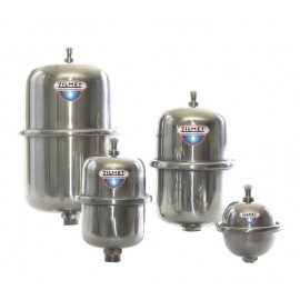 0,16L - 24L Hydro Plus Inox für Hauswasserwerke Zilmet Zilmet Heizung