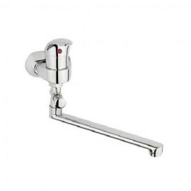 45mm Einhebel Badewannenarmatur mit S-Profil Auslauf Grifo Grifo Armaturen GmbH Armaturen