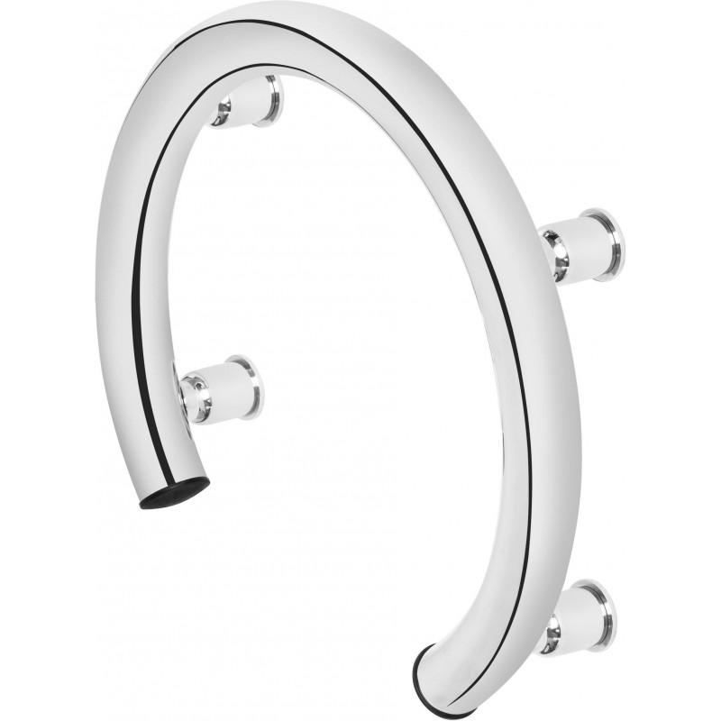 Wandmontierter hufeisenförmiger Haltegriff aus Stahl Vital Deante ZubehörZubehör -16%