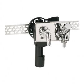 DN40/50 Unterputz-Geräte Siphon waagerecht Haas Siphon und ZubehörSiphon und Zubehör
