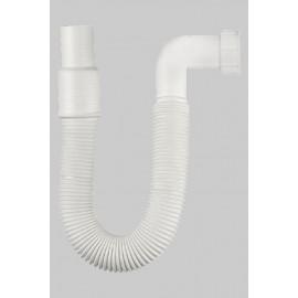 """Ablaufschlauch flexibel 11/2"""" mit 90Ø Bogen für Siphone Haas Siphon und ZubehörSiphon und Zubehör -32%"""