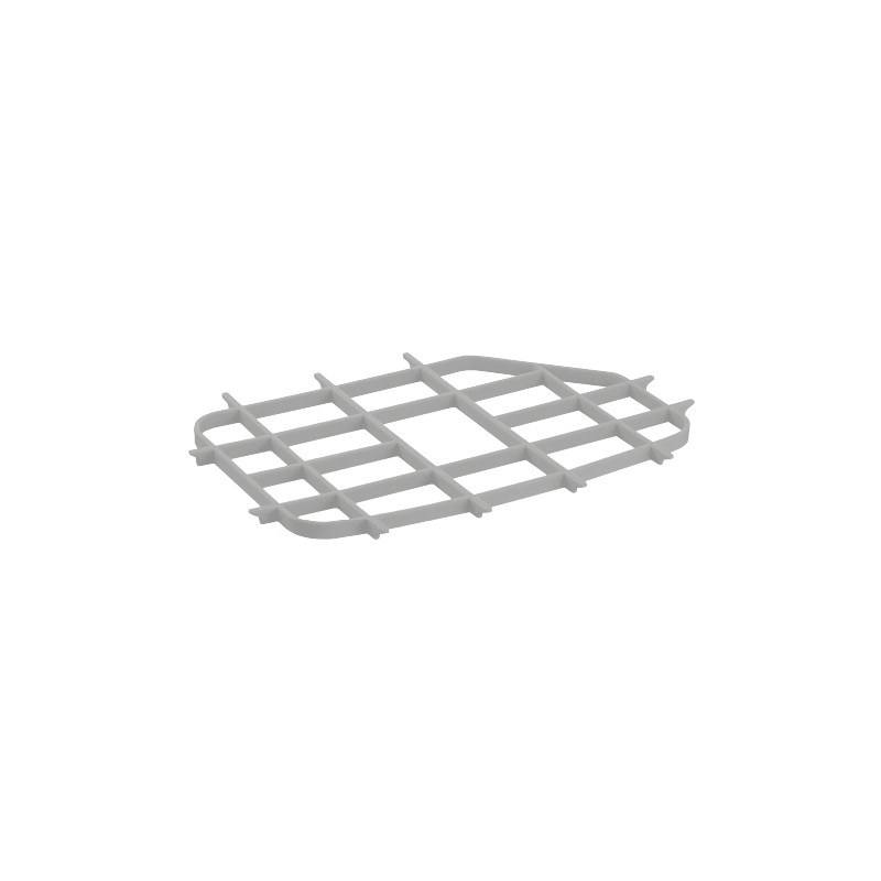 Auflagerost Farbe granit für Ausgussbecken Astrid Haas SanitärSanitär