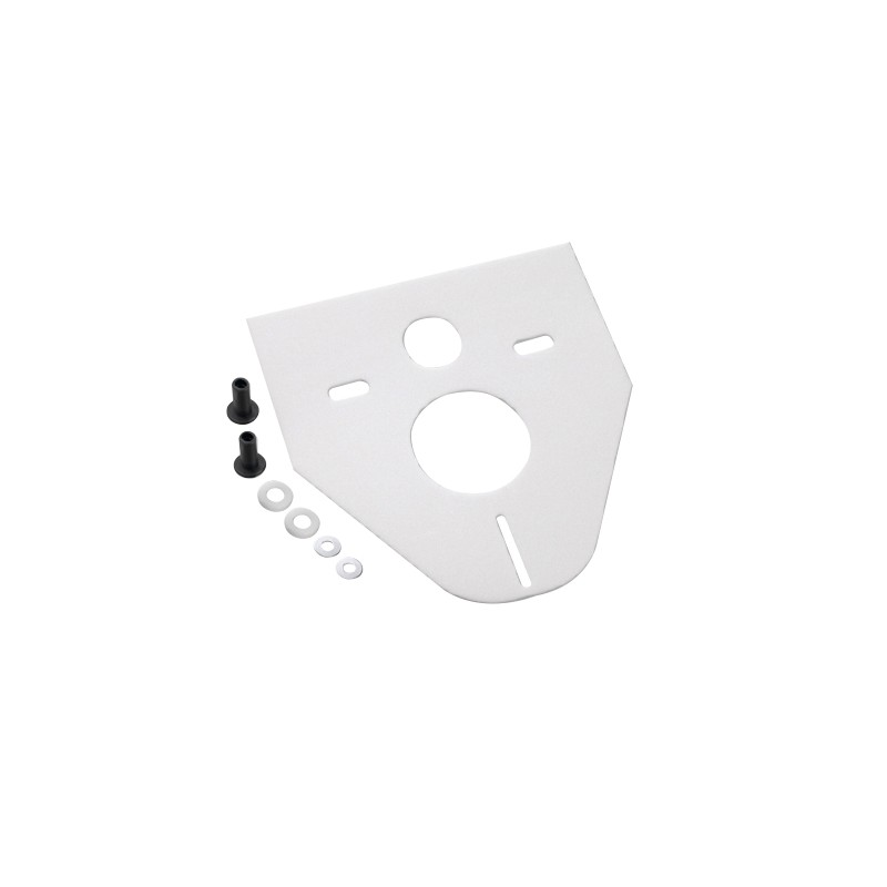 Schallschutz für Wand-WC und Bidets 372x422mm Haas SanitärSanitär -10%