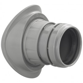 Abwasser Schraubabzweig Easy-Fix Haas SanitärSanitär