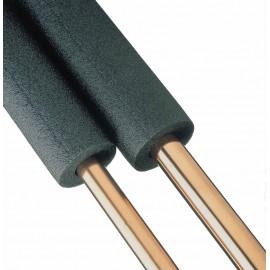 42x9mm 2m Stangen Karton Inhalt: 55 Stück/110m Climaflex PE Rohrisolierung selbstklebend NMC Deutschland Rohrisolierung
