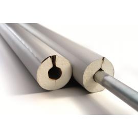 Isotube 35 1m Stangen 100% EnEV Rohrisolierung aus PU mit Kunststoffummantelung und Klebeverschluß NMC Deutschland Rohrisolie...