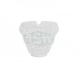 Urinalschmutzfänger , weiß flexibel zuschneidbar Kunststoff ASW Startseite