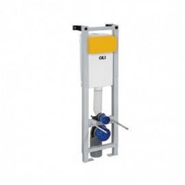 OLI QUADRA Kompakt für Eck Montage 300mm breit mit Eckmontage Set Oli Sanitär