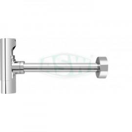 """Design Flaschensiphon 11/4""""x32mm Tauchrohr verblendet ASW Siphon und ZubehörSiphon und Zubehör"""