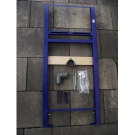 Waschtisch Vorwandelement Bauhöhe 1150mm blau Oli Unterputz-Spülkästen Elemente