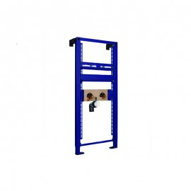 Waschtisch Vorwandelement Bauhöhe 1150mm blau Oli Unterputz-Spülkästen ElementeUnterputz-Spülkästen Elemente