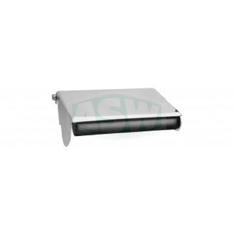 Toiletten-Papierhalter,messing verchromt Serie 1000 Hotelmodell ASW Toiletten- Papierhalter + BürstenToiletten- Papierhalter ...