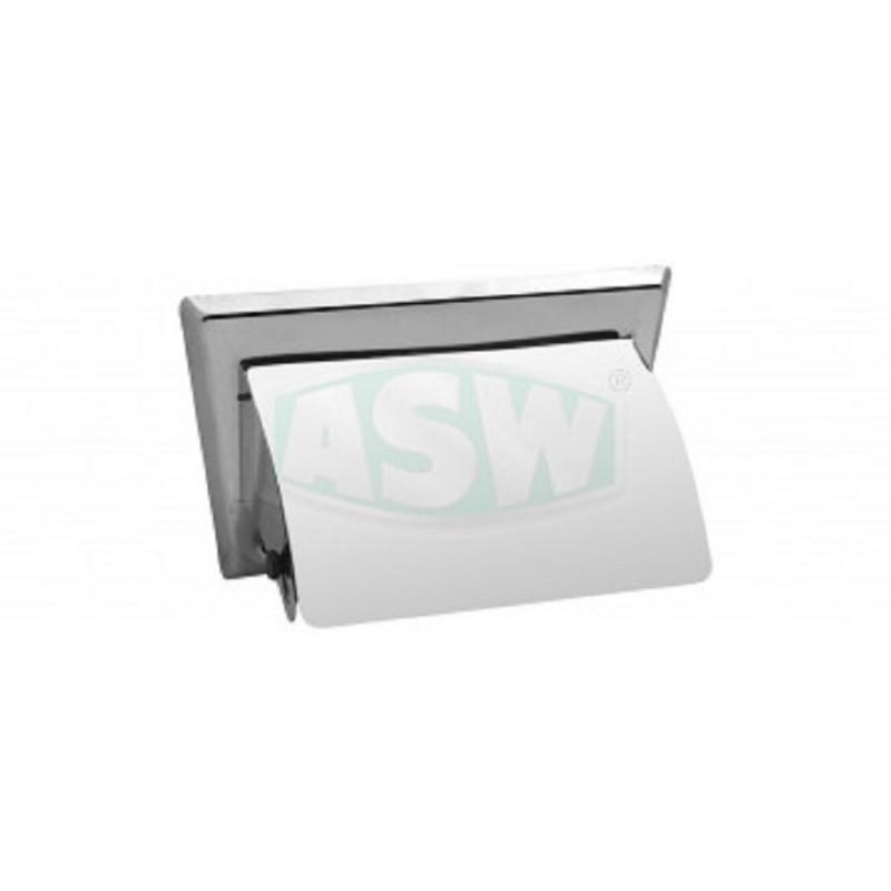 Toiletten-Papierhalter Messing verchromt Serie: 1000 ASW Toiletten- Papierhalter + BürstenToiletten- Papierhalter + Bürsten -10%