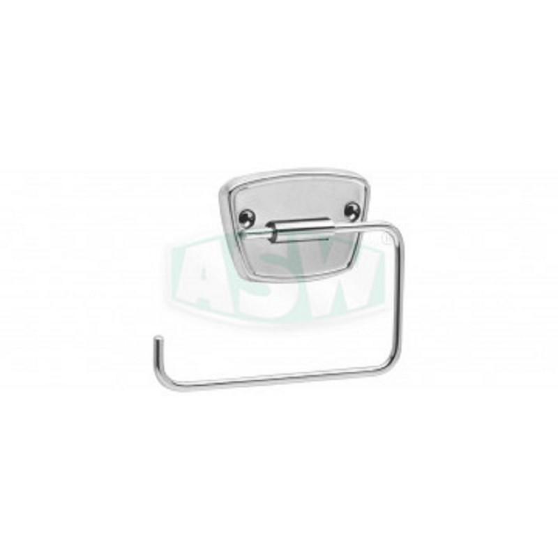 Toiletten-Papiehalter Messing verchromt Serie: 1000 ASW Toiletten- Papierhalter + BürstenToiletten- Papierhalter + Bürsten -10%