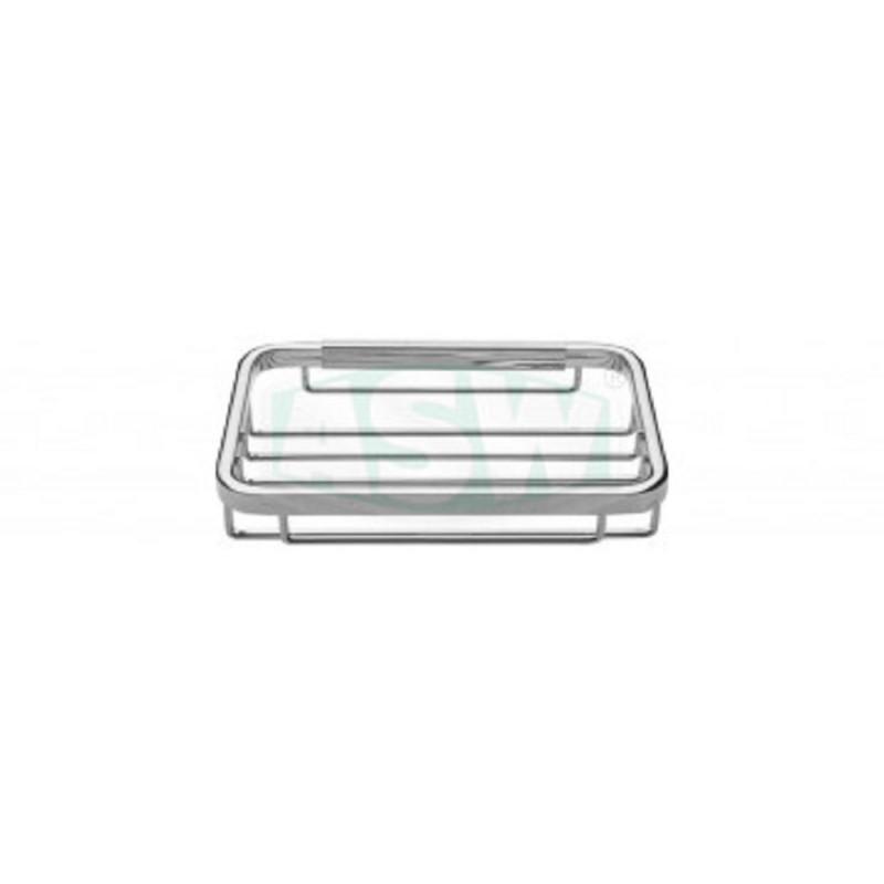 Seifenkorb Messing in verschiedene Farben 130 x 100 mm ASW Körbe MessingKörbe Messing -10%