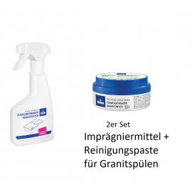 200ml Imprägniermittel für Granitspülen + 250ml Reinigungspaste Deante PutzmittelPutzmittel -10%