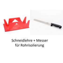 NMC Gehrungslade + Messer für Bögen T-Stücke und Isolierung NMC Deutschland Gehrungslehre + MesserGehrungslehre + Messer -10%