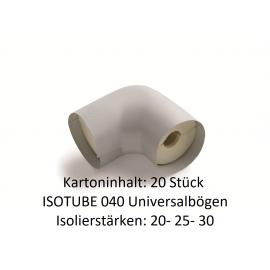 Isotube 040 Universalbögen Karton 20 Stück für Rohrisolierung PU NMC Deutschland ISOTUBE Bögen 035/040ISOTUBE Bögen 035/040 -10%