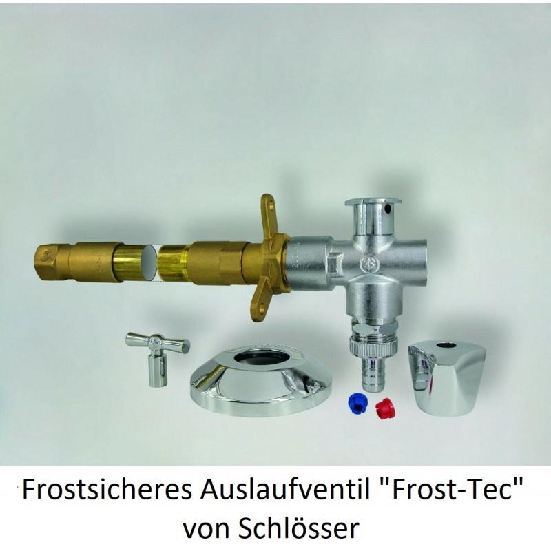 Frostsicherer Auslaufventil Außenarmatur-Zapfstelle Schlösser Keller und GartenKeller und Garten -10%