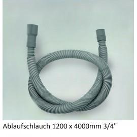 Universal Ablaufschlauch ausziehbar 1200 x 4000mm Waschmaschine, Spülmaschine Puteus Schläuche und ZubehörSchläuche und Zubeh...