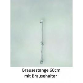 Unika Brausestange Metall 60 cm mit Brausehalter Puteus Duschstangen + SetsDuschstangen + Sets -10%