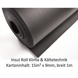 NMC Insul Roll Isoliermatte 1m breit Isolierstärke 9 mm Kartoninhalt: 15m² NMC Deutschland Insul RollInsul Roll -10%
