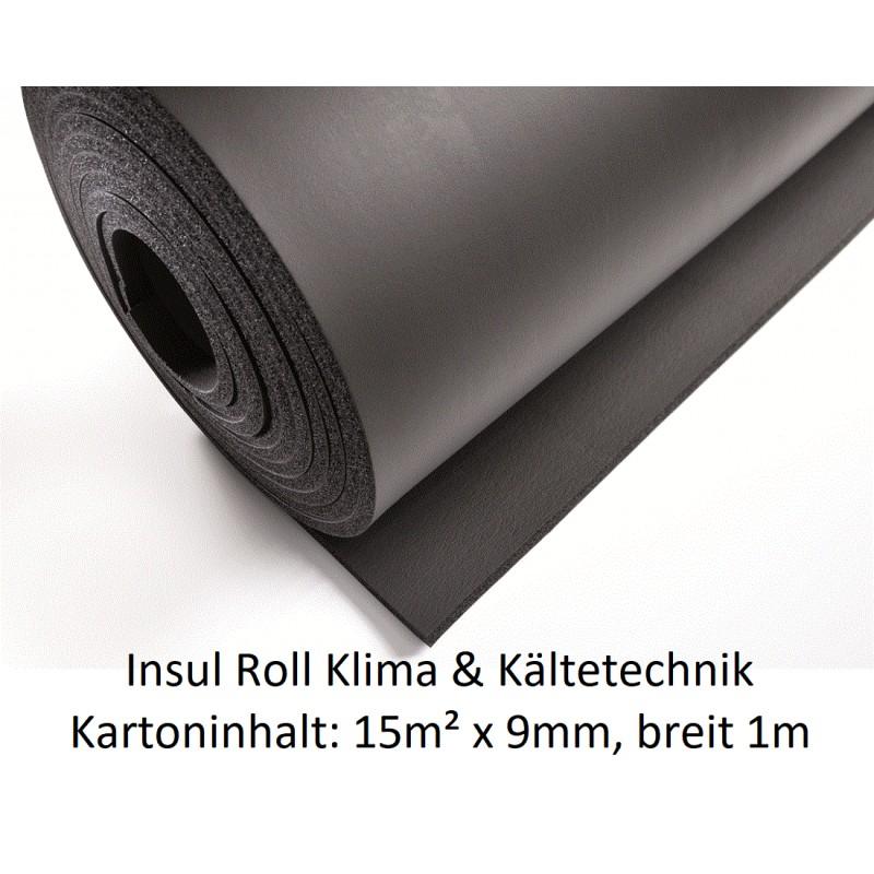 NMC Insul Roll Isoliermatte 1m breit Isolierstärke 6mm Kartoninhalt: 20m² NMC Deutschland Insul RollInsul Roll -10%