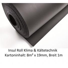 NMC Insul Roll Isoliermatte 1m breit Isolierstärke 19mm Kartoninhalt: 8m² NMC Deutschland Insul RollInsul Roll -10%