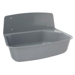 Ausgußbecken Greta grau 100% Recycling-Kunststoff Haas Ausgussbecken und ZubehörAusgussbecken und Zubehör -10%