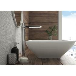 Einloch-Waschbeckenarmatur mit erhöhtem Fuss, Serie: Alpinia Deante WaschtischWaschtisch -19%