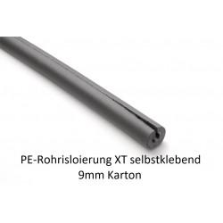 PE Rohrisolierung XT 9mm Isolierstärke selbstklebend Karton 1m Stangen NMC Deutschland Isolierung und ZubehörIsolierung und Z...