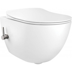 Toilettenschüssel mit Bidet- Funktion und integrierte Mischarmatur ohne Deckel Deante StartseiteStartseite -19%