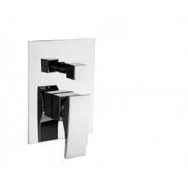 Duscharmatur Unterputz mit Umstellventil , Serie: Minimal Deante ArmaturenArmaturen
