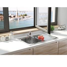 Spülenarmatur mit klappbaren U- Auslauf Serie: Aster Deante KücheKüche
