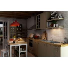 Spülenarmatur mit ausziehbarem Auslauf Serie: Narcyz Deante Küche