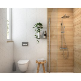 Toilettenschüssel ohne Deckel Peonia Deante Badkeramik