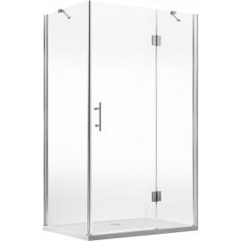 90cmx120cm Duschkabine rechteckig, Glas transparent Abelia Deante Duschkabinen DuschwannenDuschkabinen Duschwannen -10%