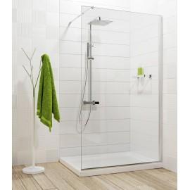 70cmx120cm Duschkabine Walk- in, Glas transparent Abelia Deante Duschkabinen DuschwannenDuschkabinen Duschwannen -10%