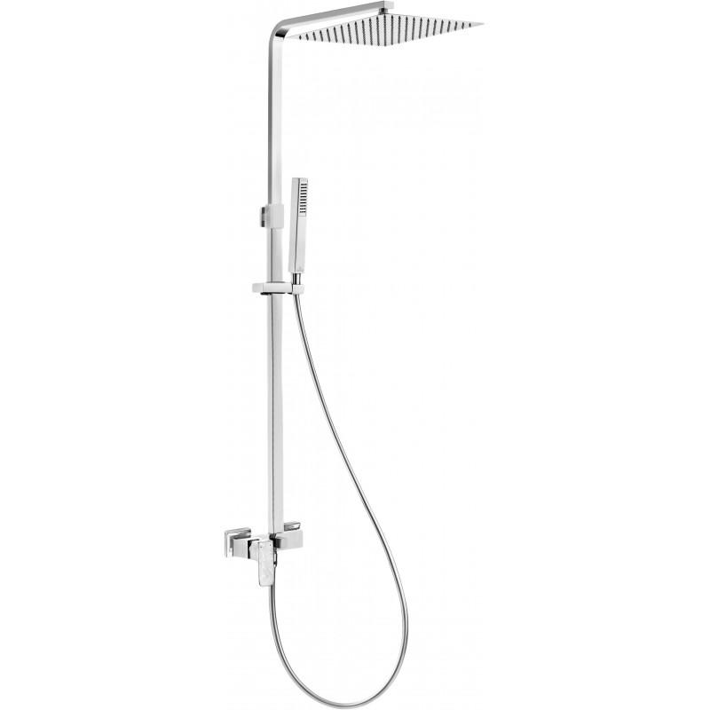 Duschsystem mit Mischarmatur Azalia Deante DuschenDuschen