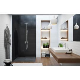 Duschsystem mit Mischarmatur Hiacynt Deante DuschenDuschen