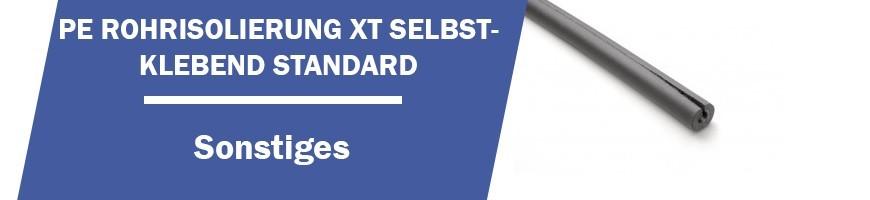 PE Rohrisolierung XT Selbstklebend Standard