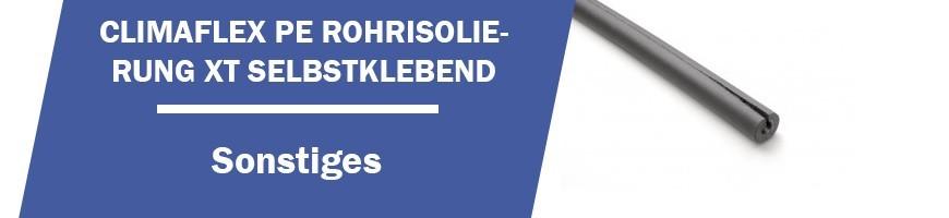 Climaflex PE Rohrisolierung XT selbstklebend