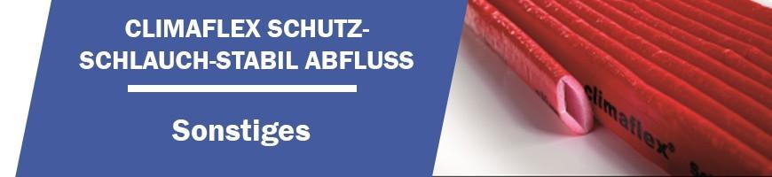 Climflex Schutzschlauch und Stabil Abfluss