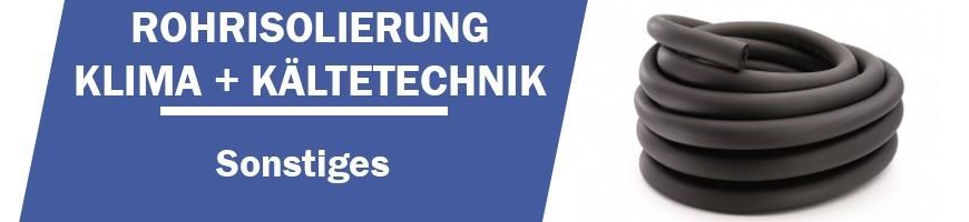 Rohrisolierung Klima + Kältetechnik