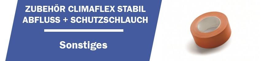 Zubehör Climaflex Stabil Abfluss + Schutzschlauch