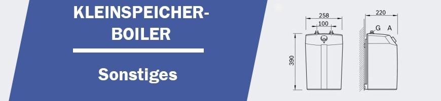 Kleinspeicher-Boiler