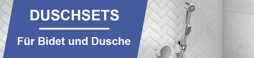 Duschstangen + Sets